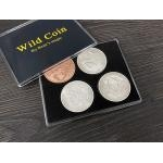Wild Coins by Beans Magic