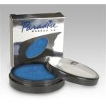 Mehron Makeup Brilliant Paradise Face and Body Paint Dark Blue Azur