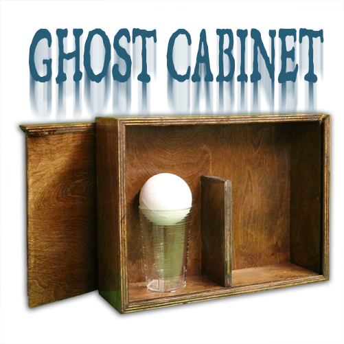 Ghost Cabinet by Timco Magic