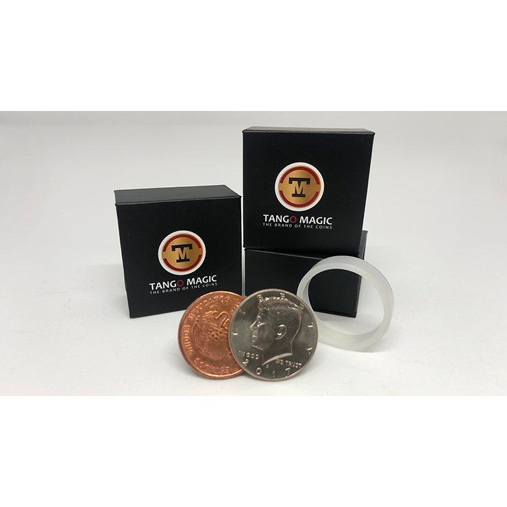 Scotch And Soda Mexican Coin (D0050) by Tango Trick