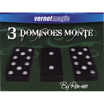 3 Dominoes Monte by Vernet Trick