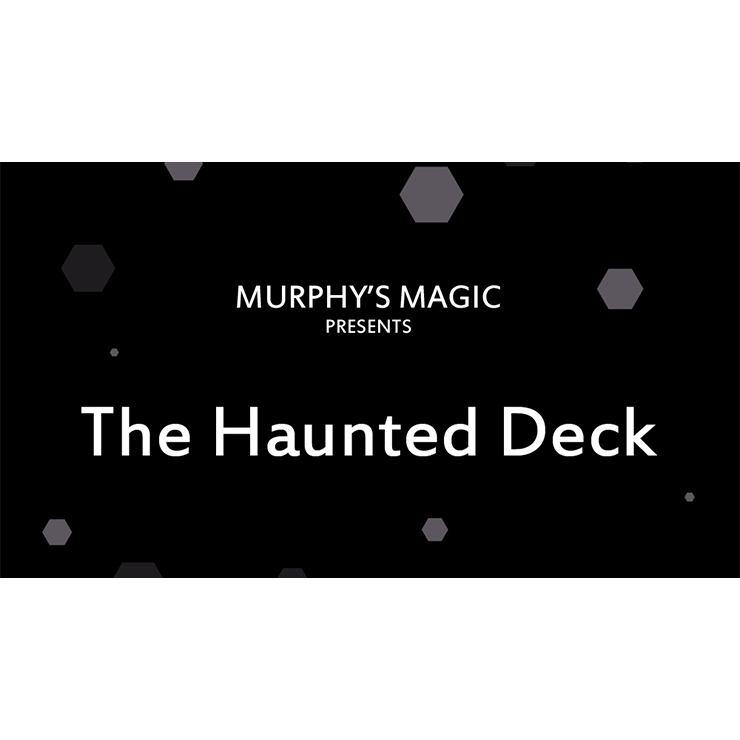 Haunted Deck Bicycle (Red)