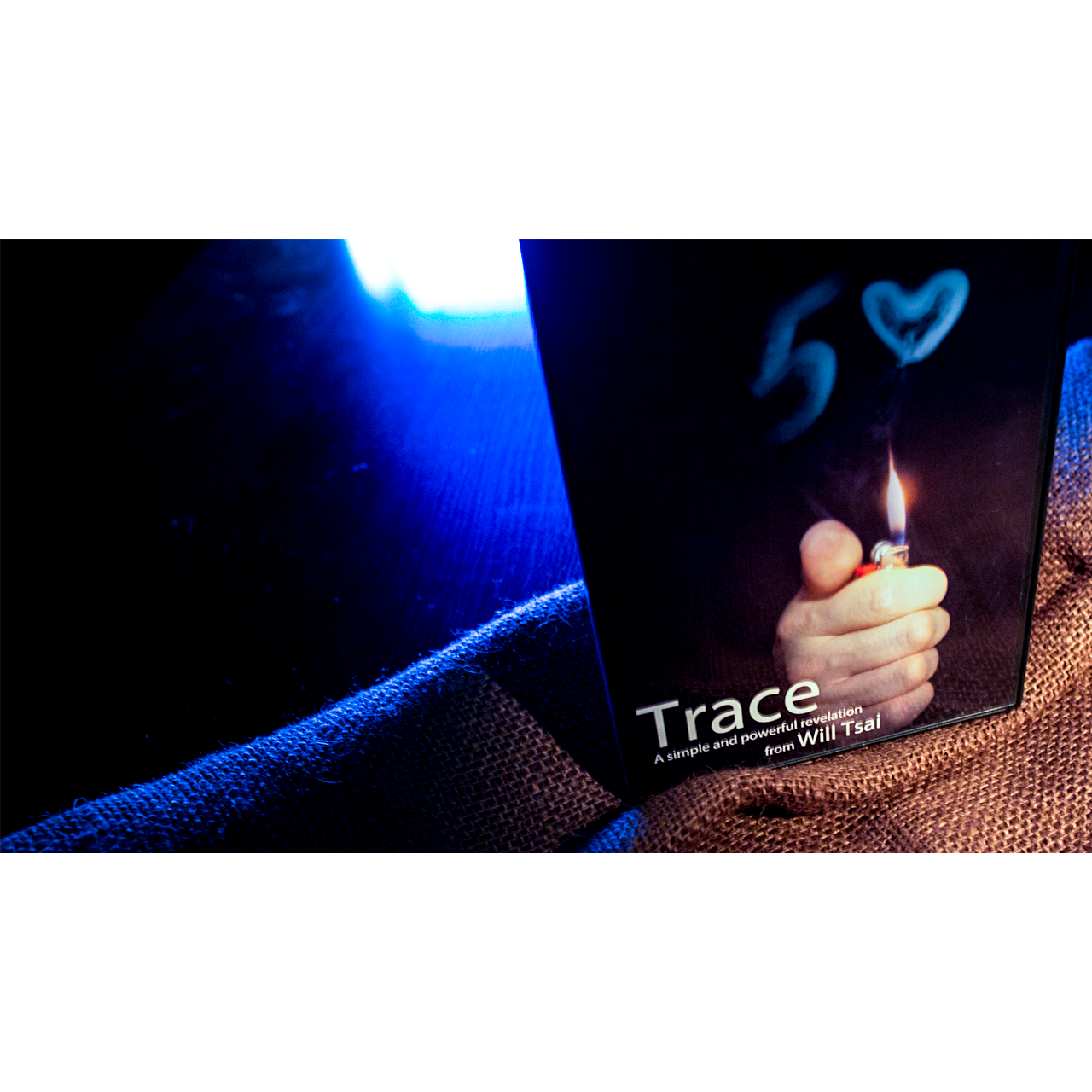 Trace (Props and DVD) by Will Tsai and SansMinds DVD