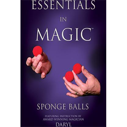 Essentials In Magic Sponge Balls Spanish Video Download Usa Magic