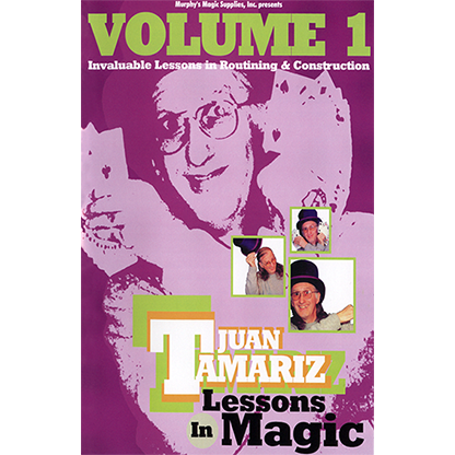 Lessons in Magic Volume 1 by Juan Tamari