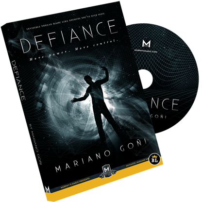 Defiance (DVD with Gimmick) Mariano Goni DVD