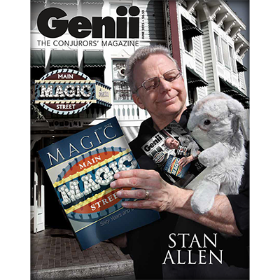 "Genii Magazine ""Stan Allen"" June 2015 Bo"