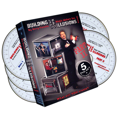 Building Your Own Illusions Part 2 The C