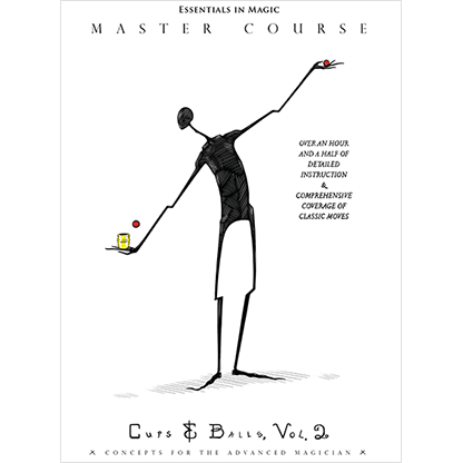 Master Course Cups and Balls Vol. 2 by Daryl video DOWNLOAD