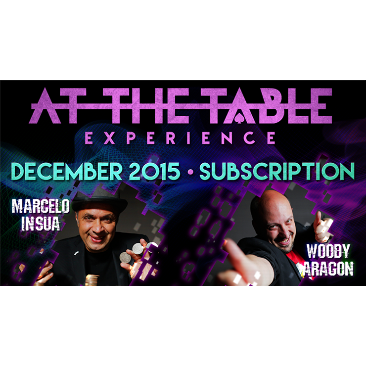 At The Table December 2015 Subscription