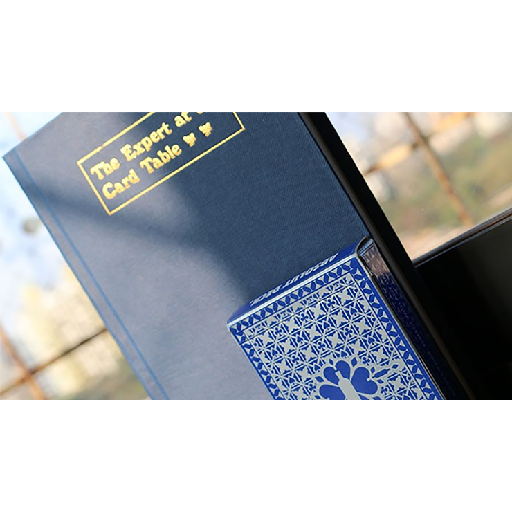 Expert At The Card Table Journal (Blue)