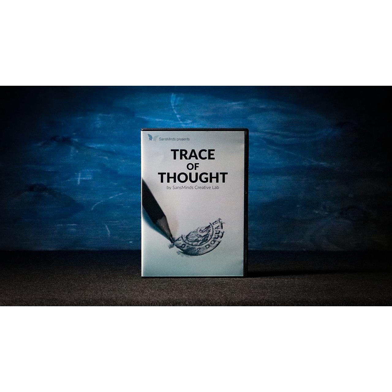 Trace of Thought (DVD and Props) by SansMinds Creative Lab DVD