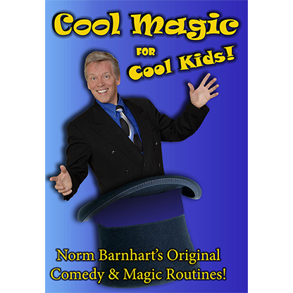 Cool Kid Show Magic by Norm Barnhart DVD