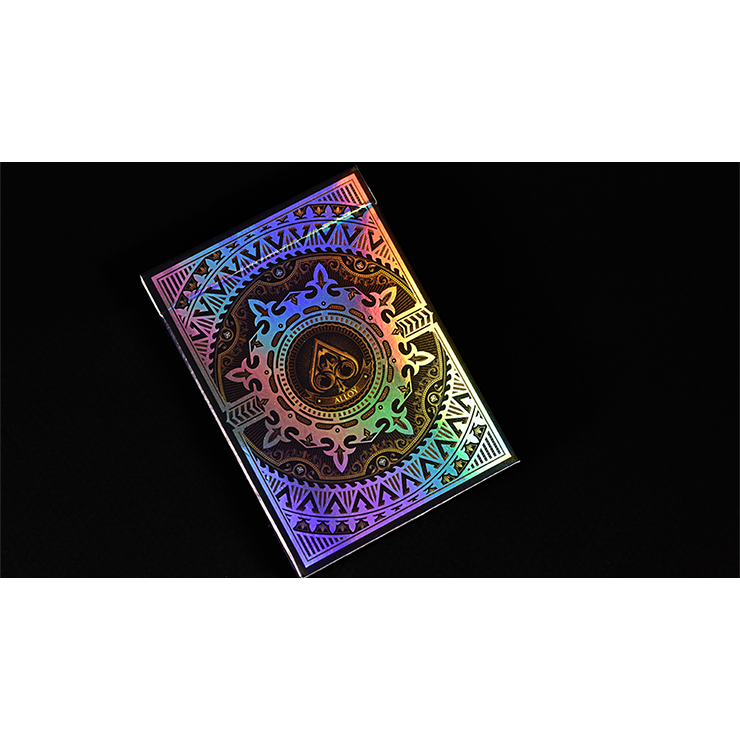 Alloy Copper Playing Cards (Copper)