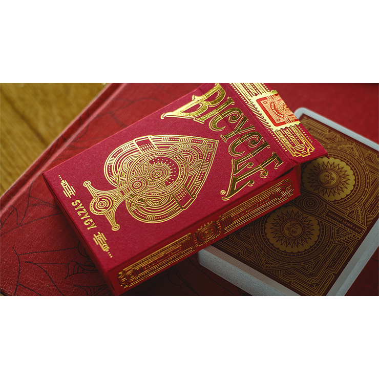Bicycle Syzygy Playing Cards By Elite Playing Cards [ CARDSBICSYZ ]