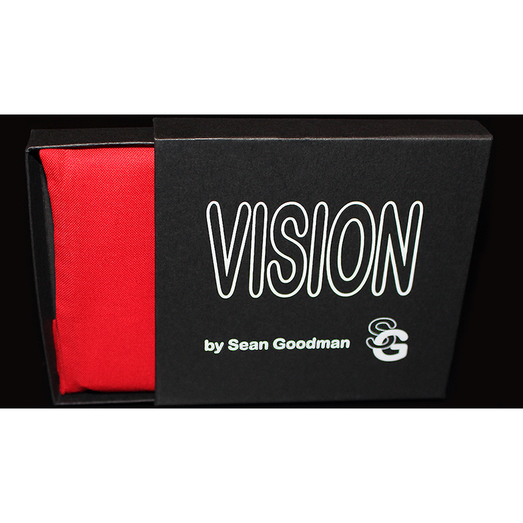 Vision Standard Business Card Size By Sean Goodman Trick Usa