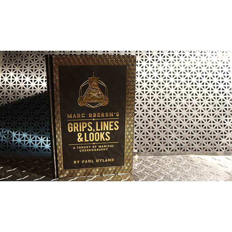 Grips Lines and Looks (DVD & Book) by Ma