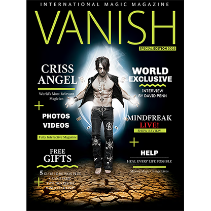 Criss angel: mindfreak videos and best clips | tv guide.