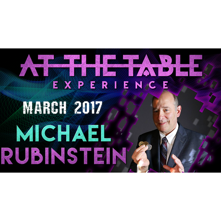 At the Table Live Lecture Michael Rubins
