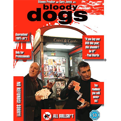 Bloody Dogs by Etienne Pradier - Trick
