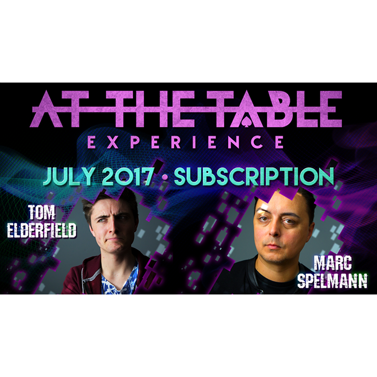 At The Table July 2017 Subscription vide