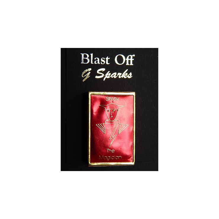 Blast Off by G Sparks