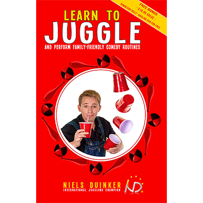 Learn to Juggle and Perform Family Frien