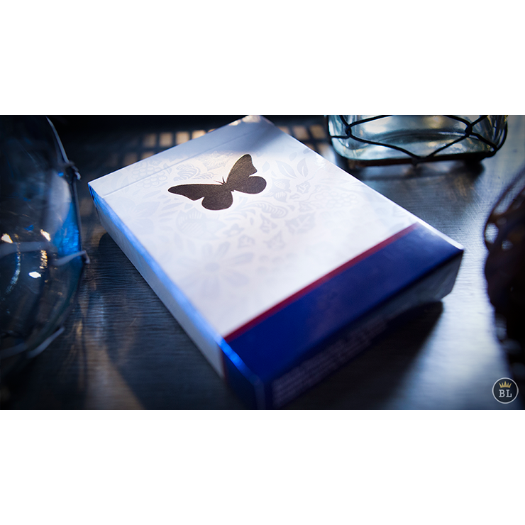 The Butterfly Treasure Limited Numbered Set (2 marked decks 2 unmarked decks and book)