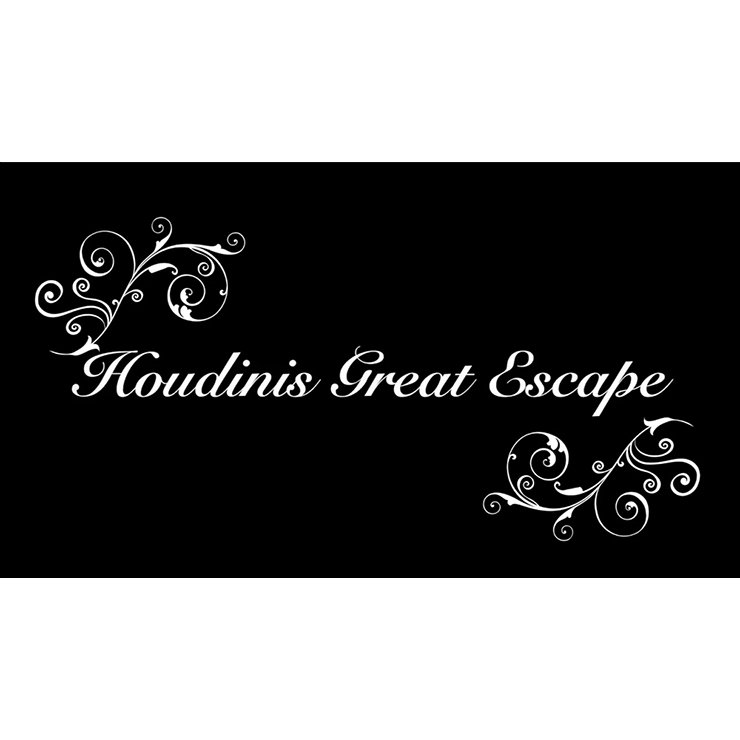 Houdinis The Great Escapes by Mark Lee