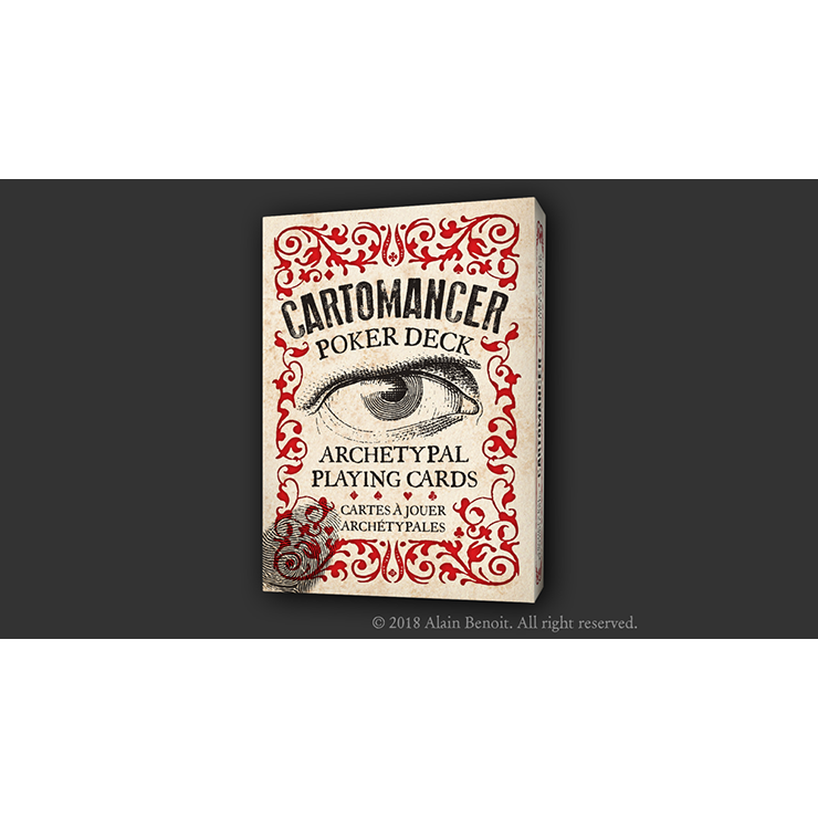 Cartomancer Poker Deck Archetypal Playing Cards