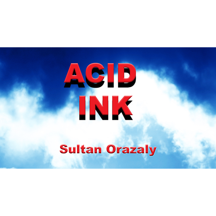 Acid Ink by Sultan Orazaly video DOWNLOA