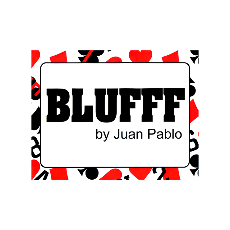 BLUFFF (Rubiks Cube) by Juan Pablo Magic