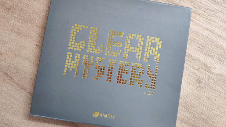 CLEAR MYSTERY by Himitsu Magic Trick
