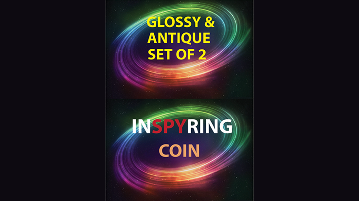 Inspyring Coin by Unknown Mentalist Trick
