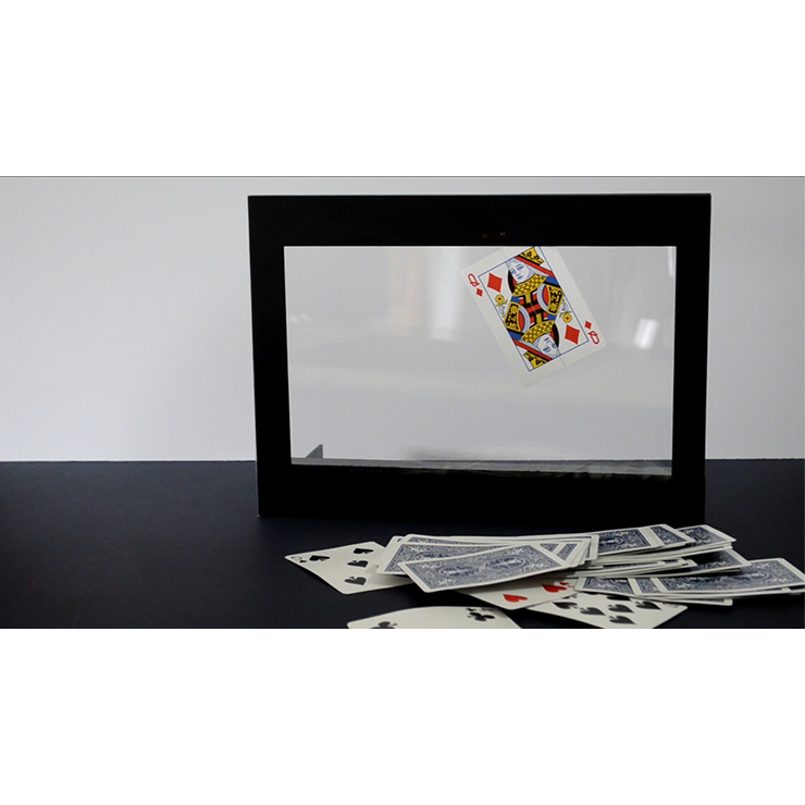 Ultimate Card Frame with Remote Control by Sorcier Magic Trick