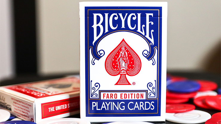 Limited Edition Bicycle Faro (Blue) Play