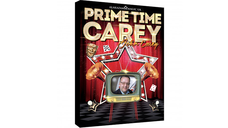 Prime Time by John Carey (2 DVD Set) DVD