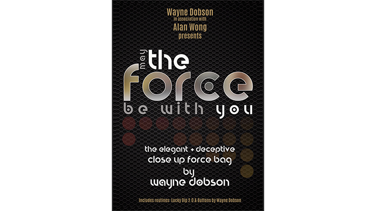 The FORCE by Wayne Dobson and Alan Wong Trick