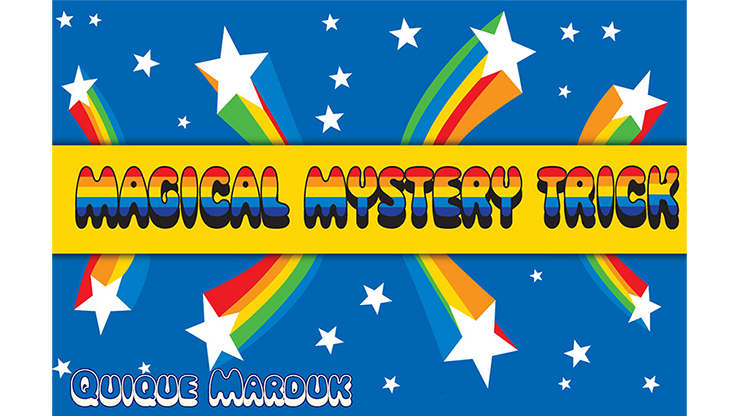 Magical Mystery Trick by Quique Marduk T