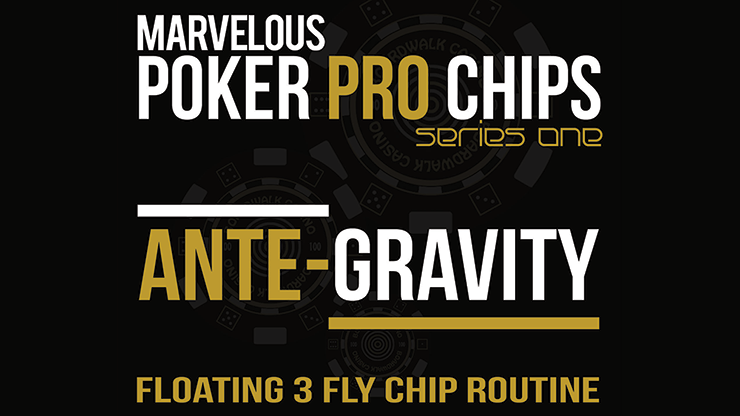 Ante Gravity Floating 3 Fly Chip Routine