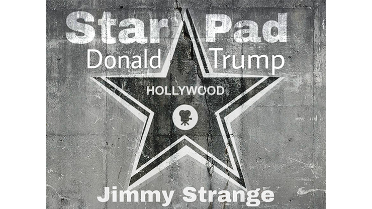 Star Pad Donald Trump by Jimmy Strange Trick