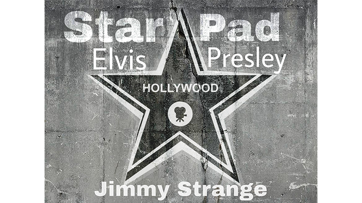 Star Pad Elvis Presley by Jimmy Strange Trick
