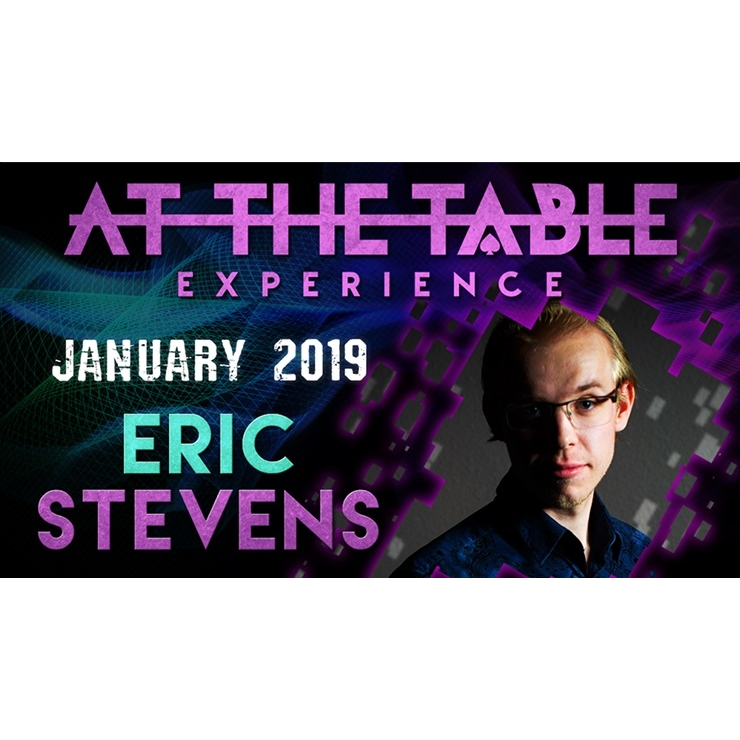 At The Table Live Lecture Eric Stevens J