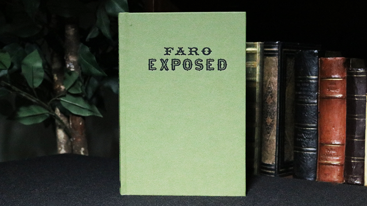 FARO Exposed by Alfred Trumble Book