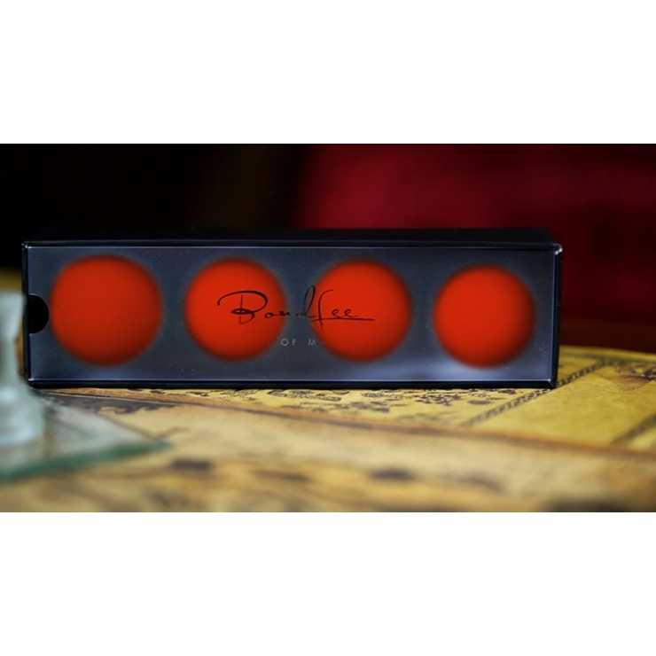 Perfect Manipulation Balls (1.7 Red) by