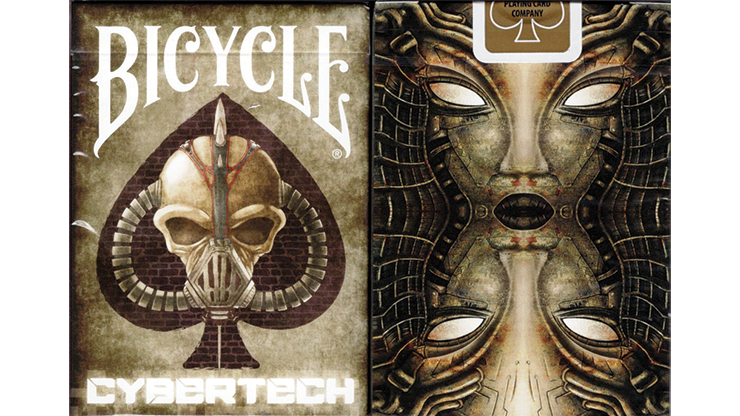Gilded Limited Edition Bicycle Cybertech