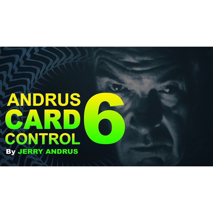 Andrus Card Control 6 by Jerry Andrus Ta