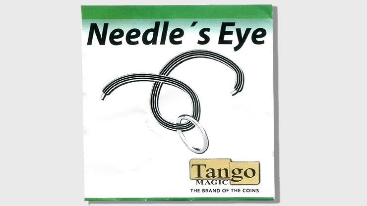 Needle\s Eye (Gimmick and Online Instructions) by Marcel Trick