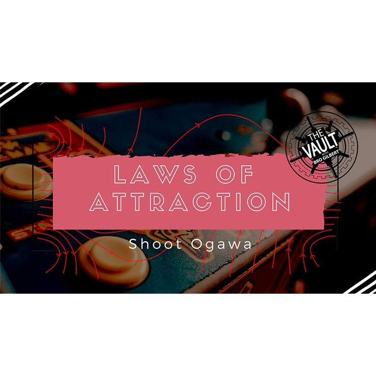 The Vault Laws of Attraction by Shoot Og
