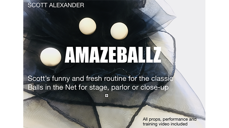 Amazeballz (Gimmicks and Online Instruct